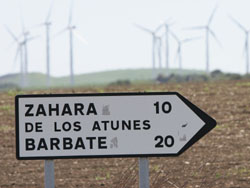Costa de la Windfarm