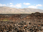 Serpmetas lava fields