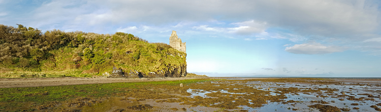 Greenan Castle, Ayrshire